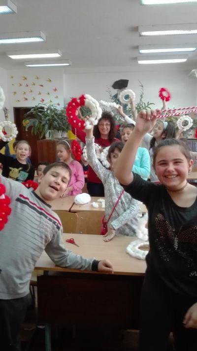 Мартенски базар 2018 - 148 ОУ Професор доктор Любомир Милетич - София